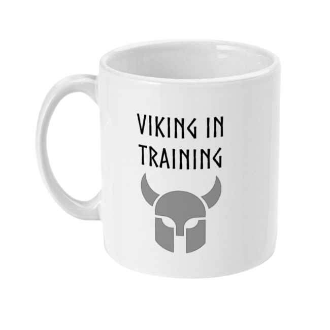 Viking In Training 11oz Mug