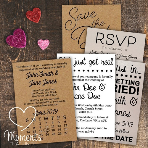 10 Quick Tips about Wedding Stationery