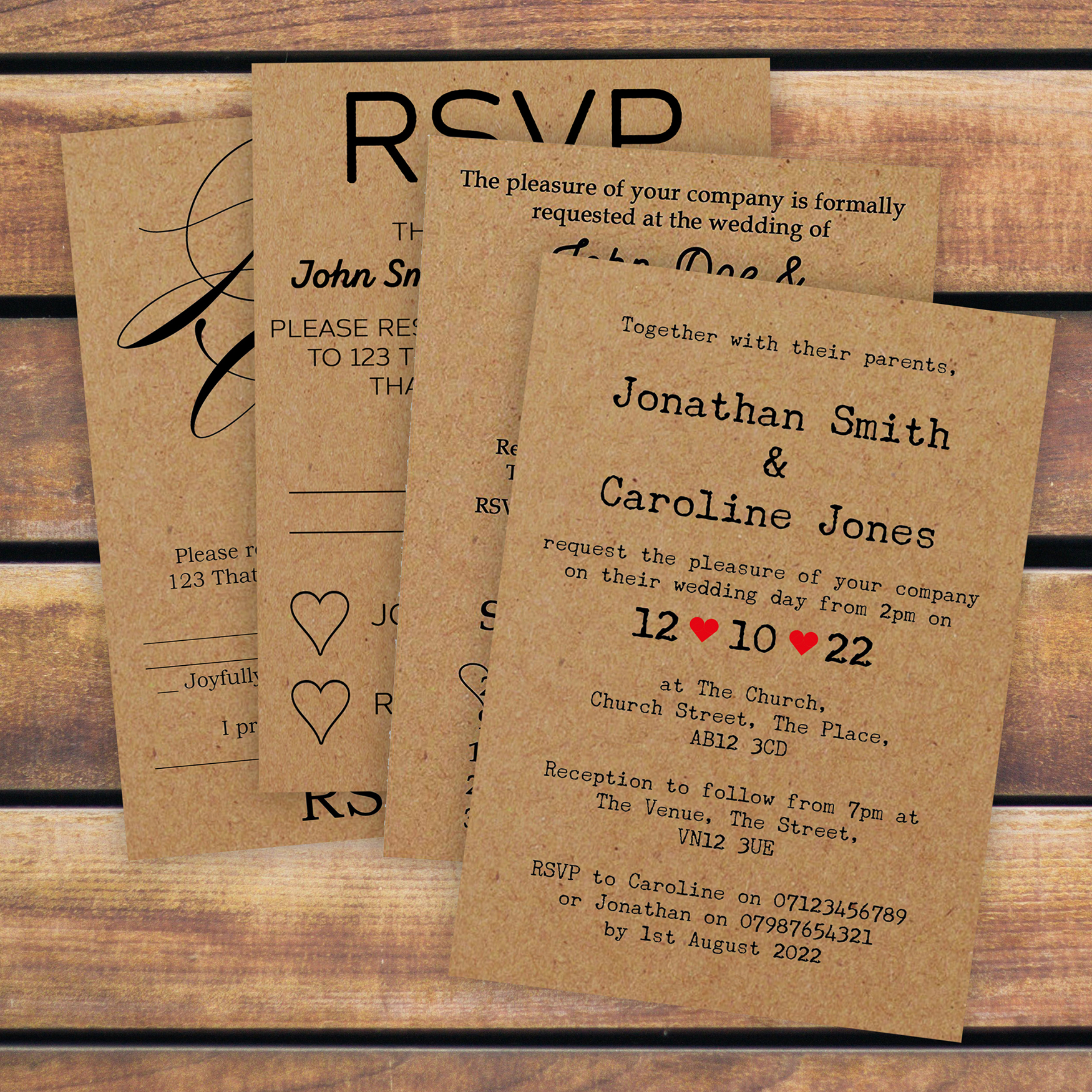 Wedding Stationery: 5 Things I Wish I'd Known Earlier