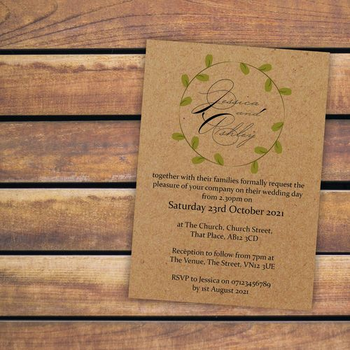 5 Steps to Finding the Perfect Wedding Stationery