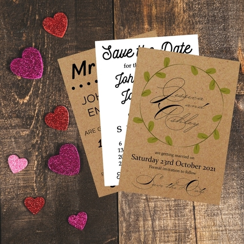 5 Reasons You Need to Stop Stressing About Save the Date Cards
