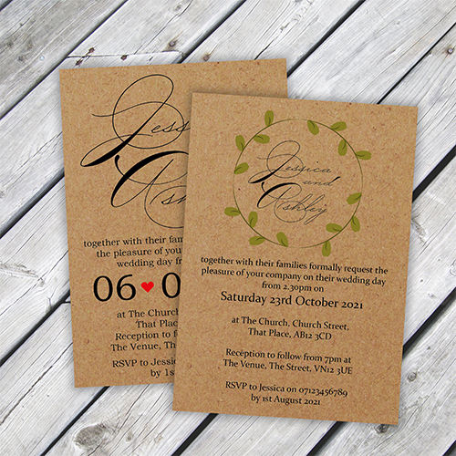 Why You Should Spend More Time Thinking About Wedding Invites