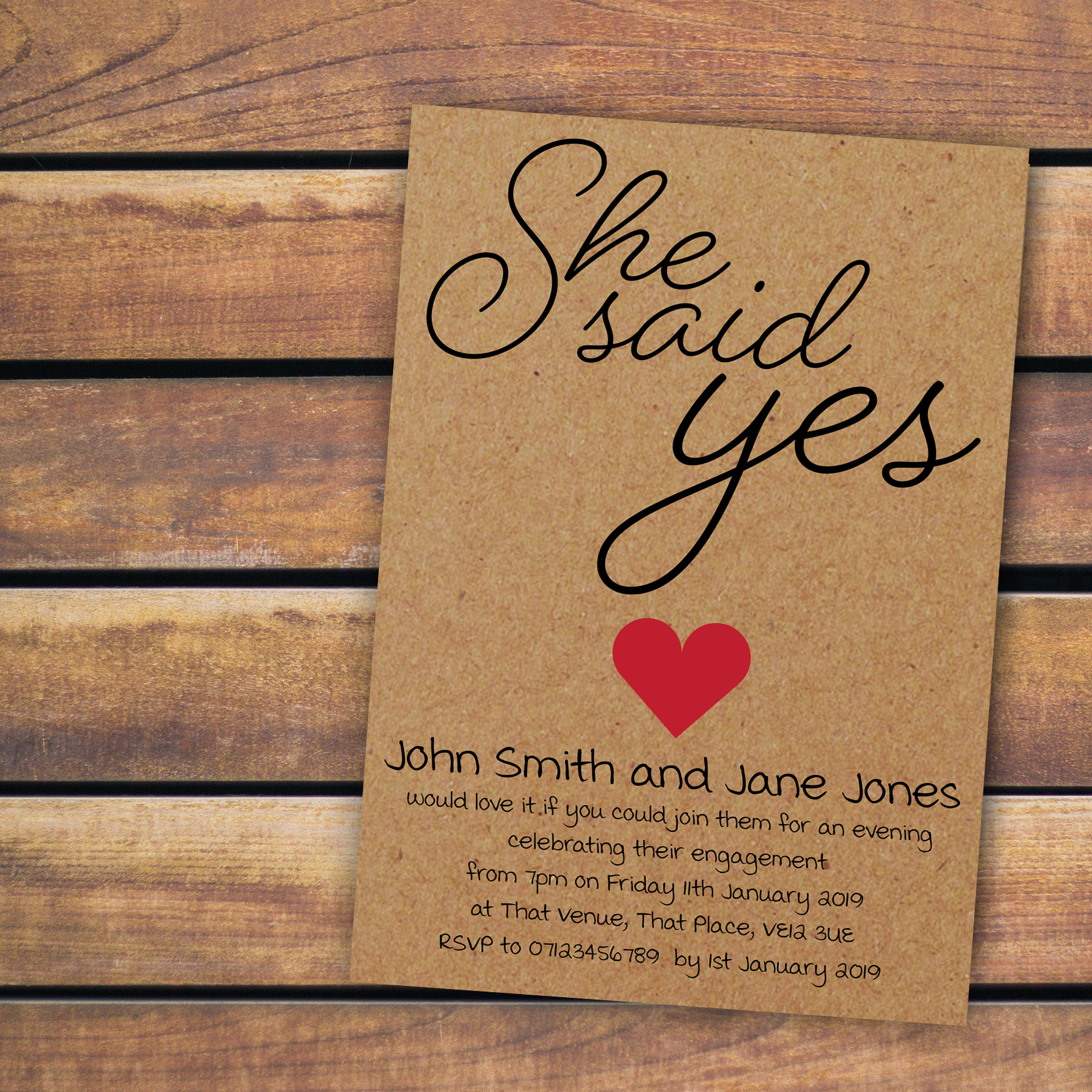 The Anatomy of Great Engagement Invitations