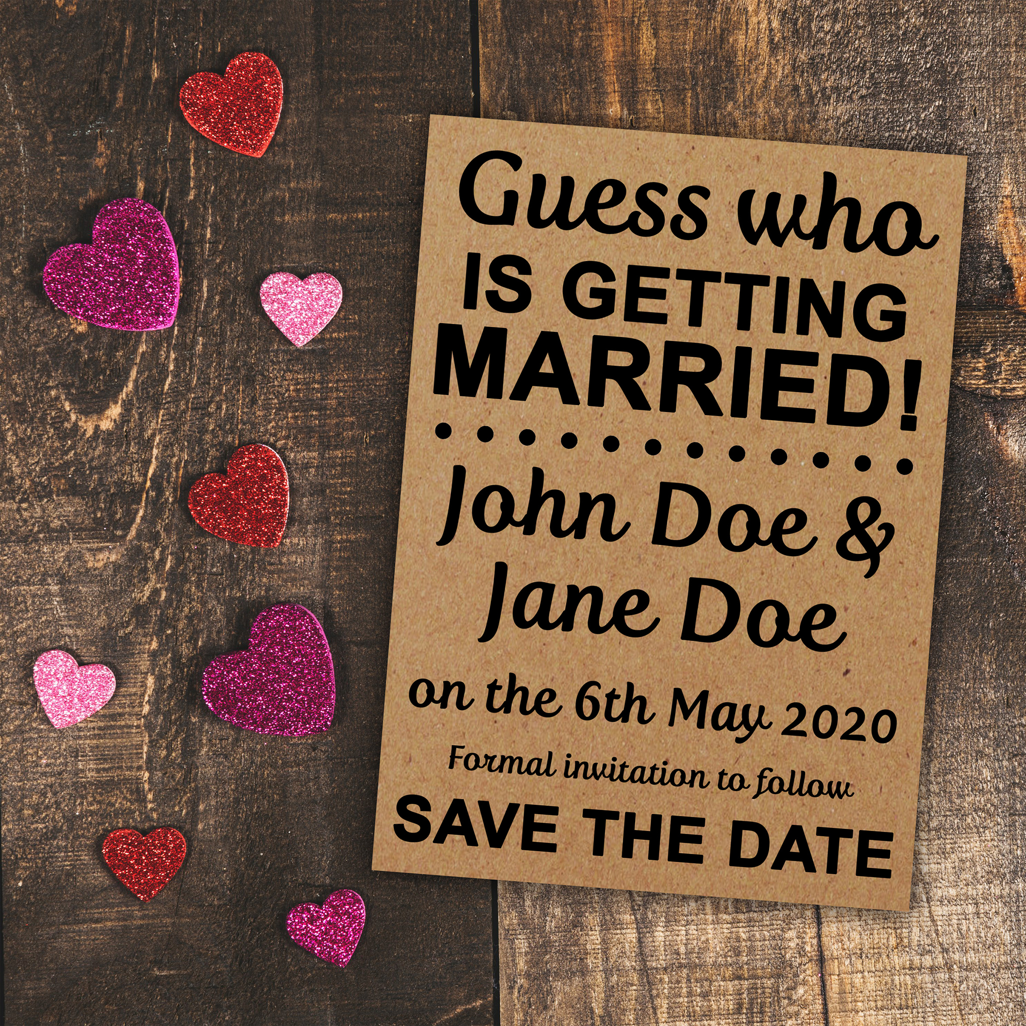 The Worst Advice You Could Ever Get About Save the Date Cards
