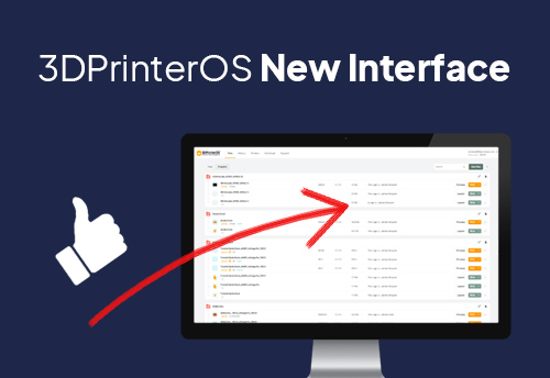 3D Control Systems Introducing New UI for 3DPrinterOS Platform