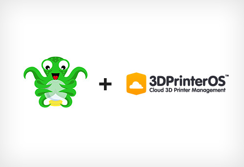 OctoPrint and 3DPrinterOS Partner Up To Ease 3D Printer Integration