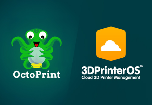 How to set up Octoprint easily with 3DPrinterOS.  Octoprint partners with 3DPrinterOS.
