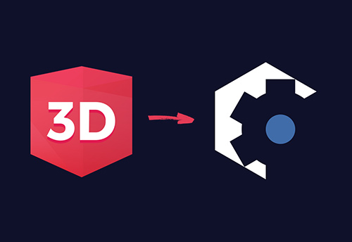 New Branding for 3D Control Systems