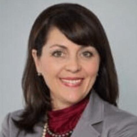Headshot of Luella Chavez D'Angelo