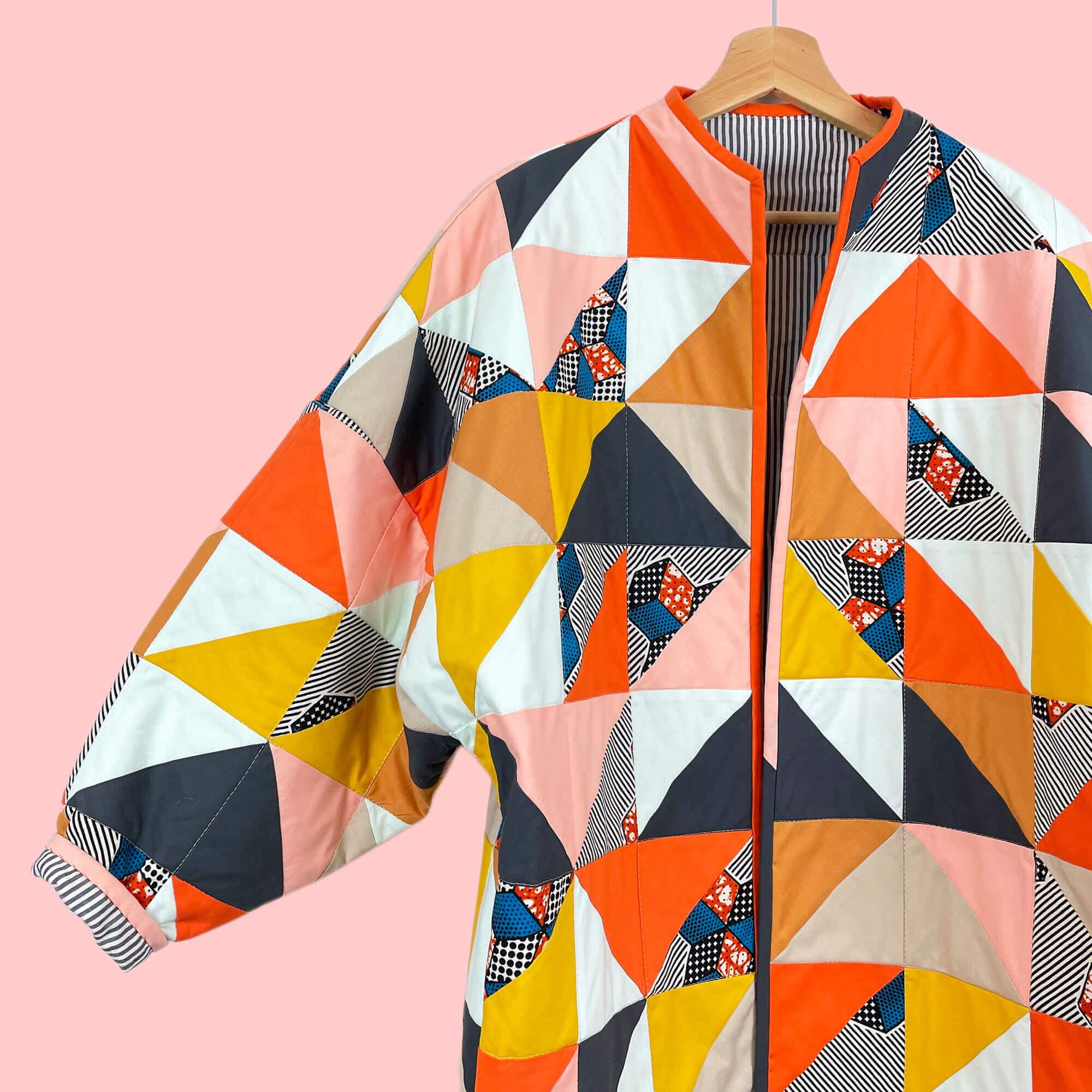 MA Quilts - Quilt Coat