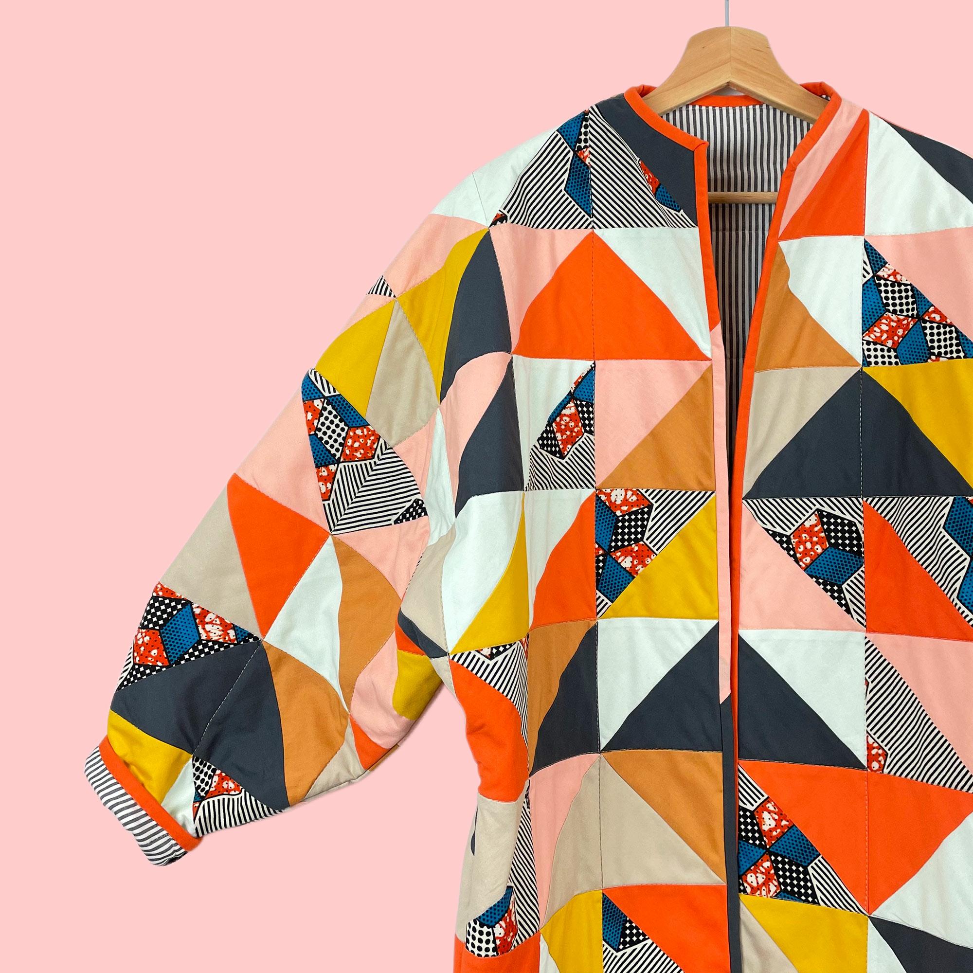 Quilt coat
