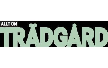 allt om trädgård logotype