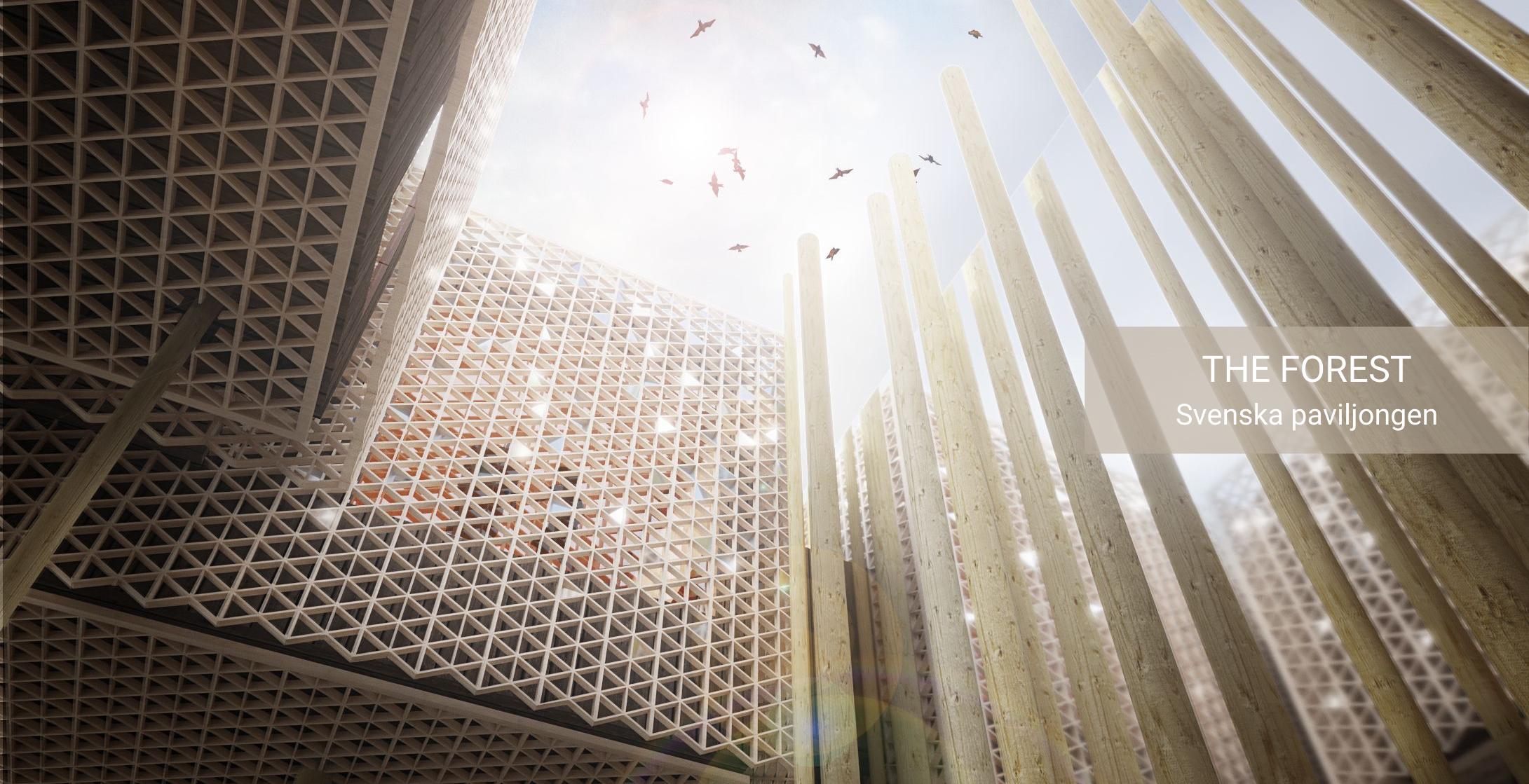 svenska paviljongen dubai expo 2020