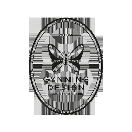 gynning design logotype