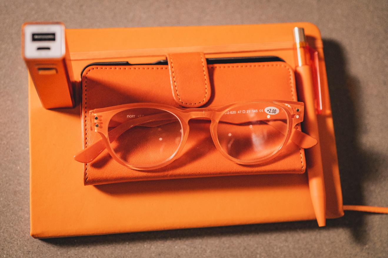 orange merchandise