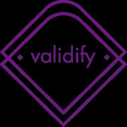validify logo