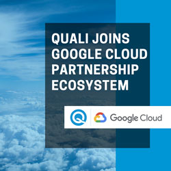 Quali Joins Google Cloud Partnership Ecosystem