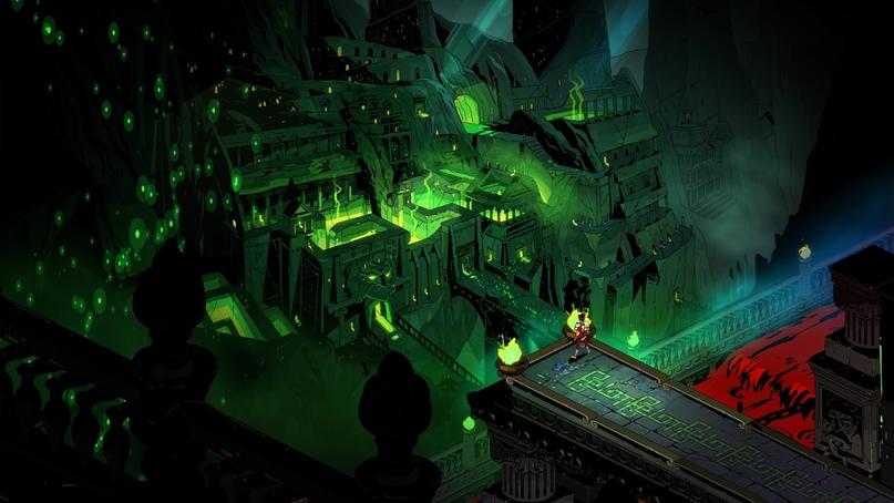 Рецензия на игру «Hades». Deaddinos - изображение 1
