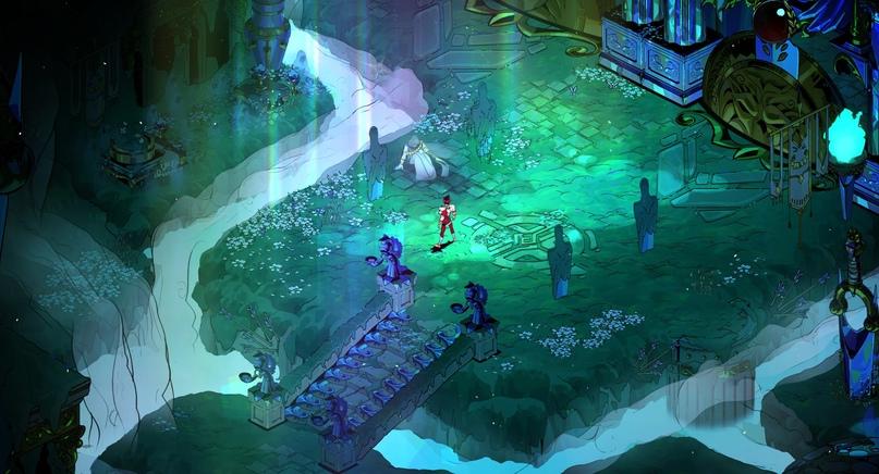 Рецензия на игру «Hades». Deaddinos - изображение 4