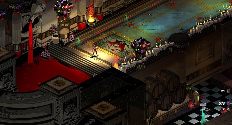 Рецензия на игру «Hades». Deaddinos - изображение 2