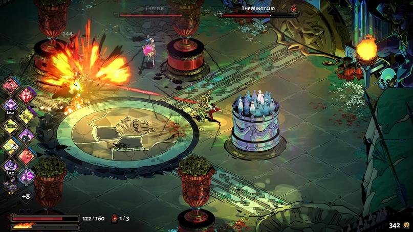 Рецензия на игру «Hades». Deaddinos - изображение 3