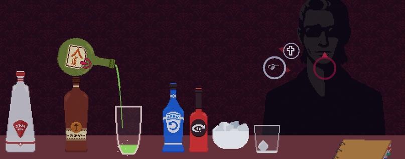 Рецензия на игру «The Red Strings Club». Deaddinos - изображение