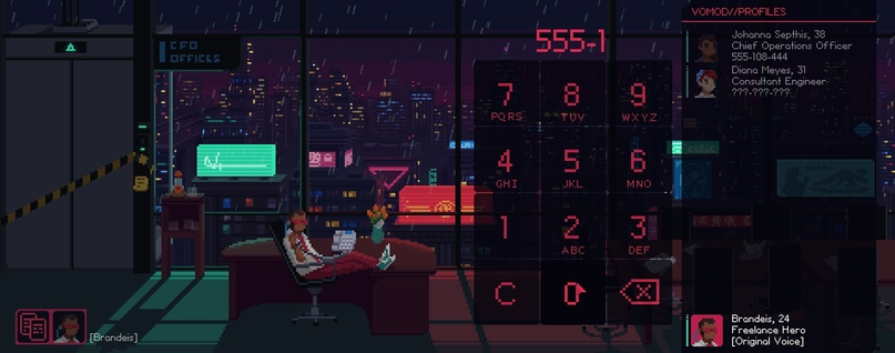 Рецензия на игру «The Red Strings Club». Deaddinos - изображение 4