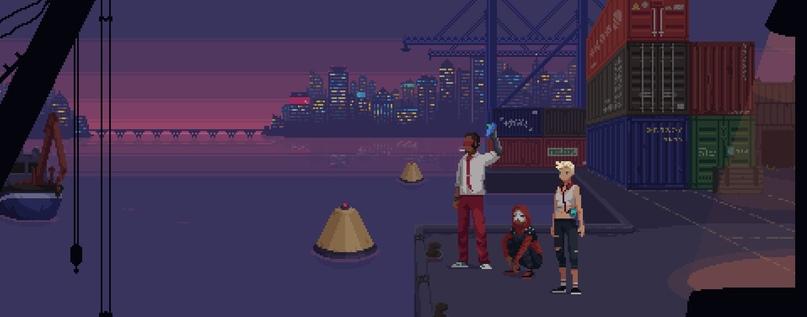 Рецензия на игру «The Red Strings Club». Deaddinos - изображение 1