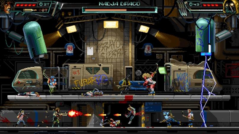 Рецензия на игру «Huntdown». Deaddinos - изображение