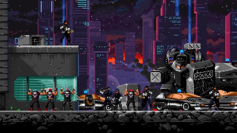 Рецензия на игру «Huntdown». Deaddinos - изображение 1