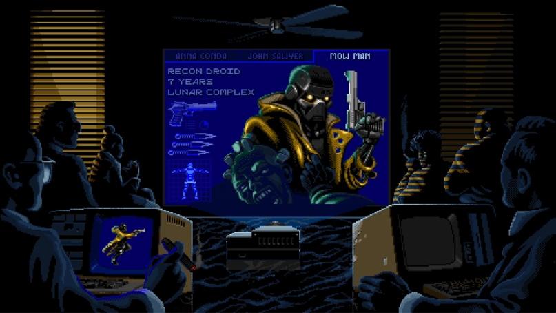 Рецензия на игру «Huntdown». Deaddinos - изображение 2