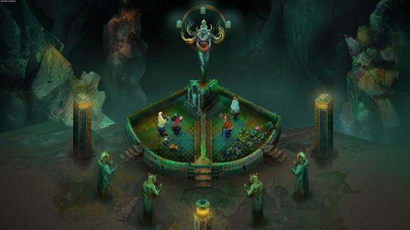 Рецензия на игру «Children of Morta». Deaddinos - изображение 1
