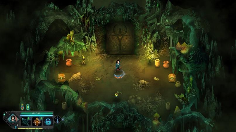 Рецензия на игру «Children of Morta». Deaddinos - изображение