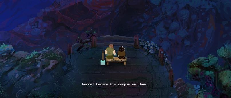 Рецензия на игру «Children of Morta». Deaddinos - изображение 3