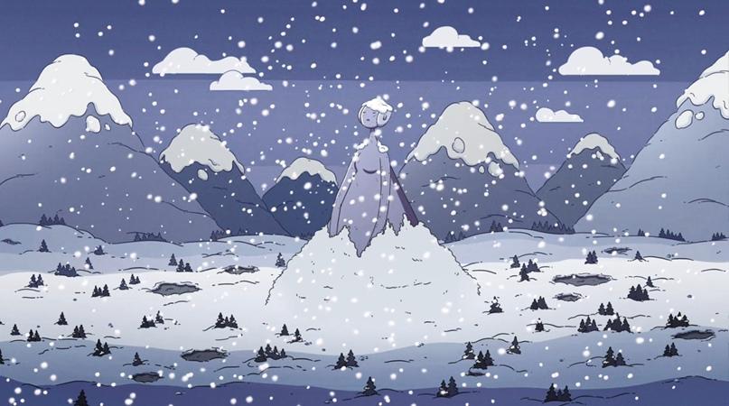 Рецензия на мультсериал «Хильда», Deaddinos - изображение 3