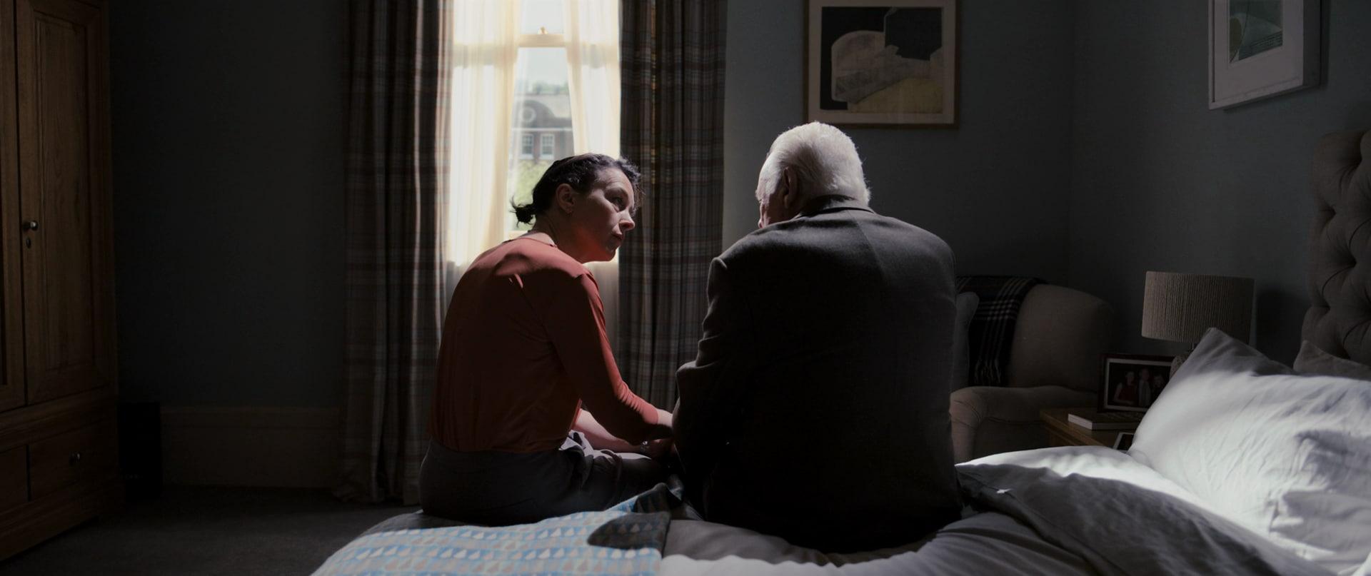 Рецензия на фильм «Отец». Deaddinos - изображение 3