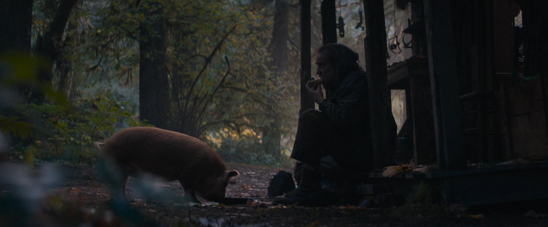 Рецензия на фильм «Свинья». Deaddinos - изображение 1