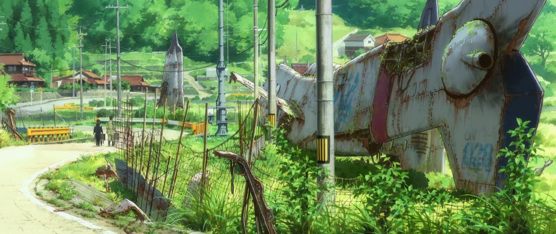 Рецензия на фильм «Rebuild of Evangelion». Deaddinos - изображение 1