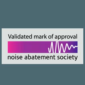 Noise abatement society logo