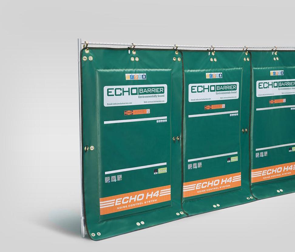 Echo Barrrier distributor