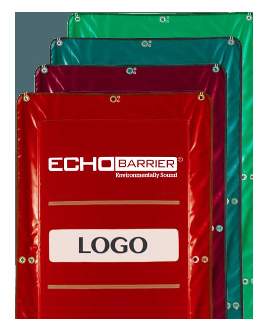 h4 echo barrrier product branded
