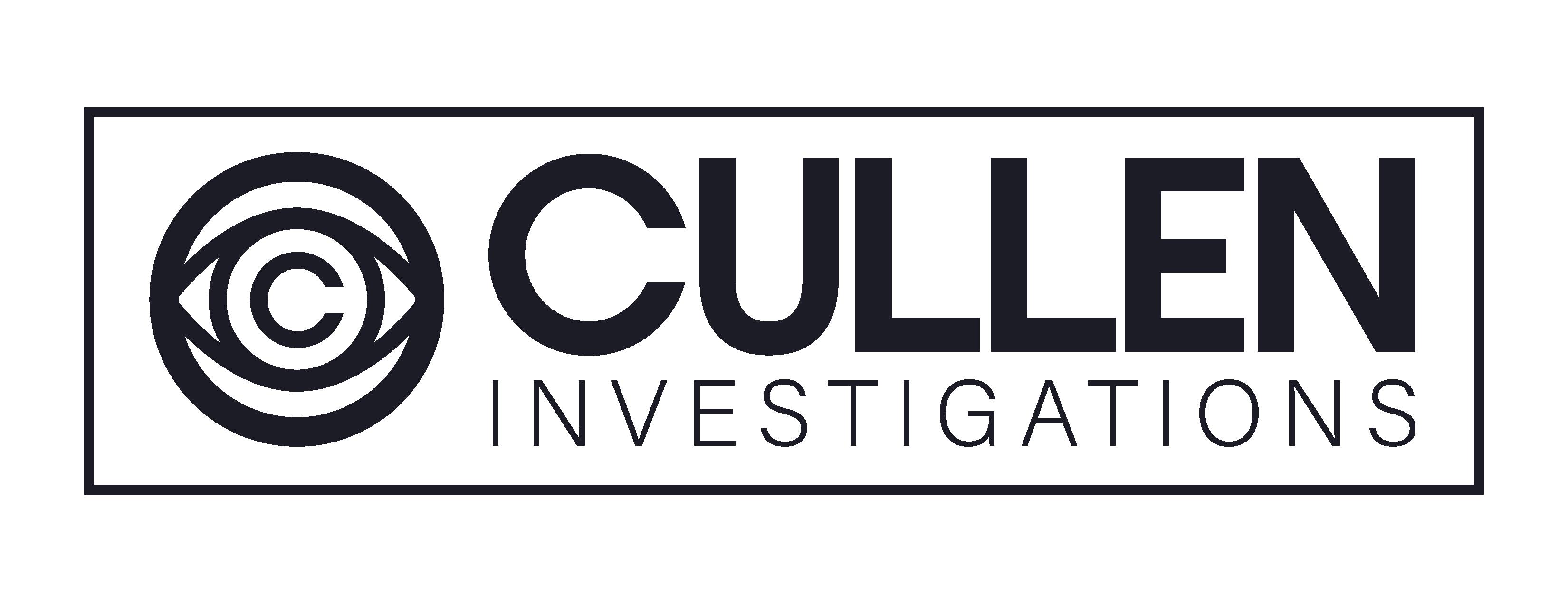 Cullen Investigations primary logo