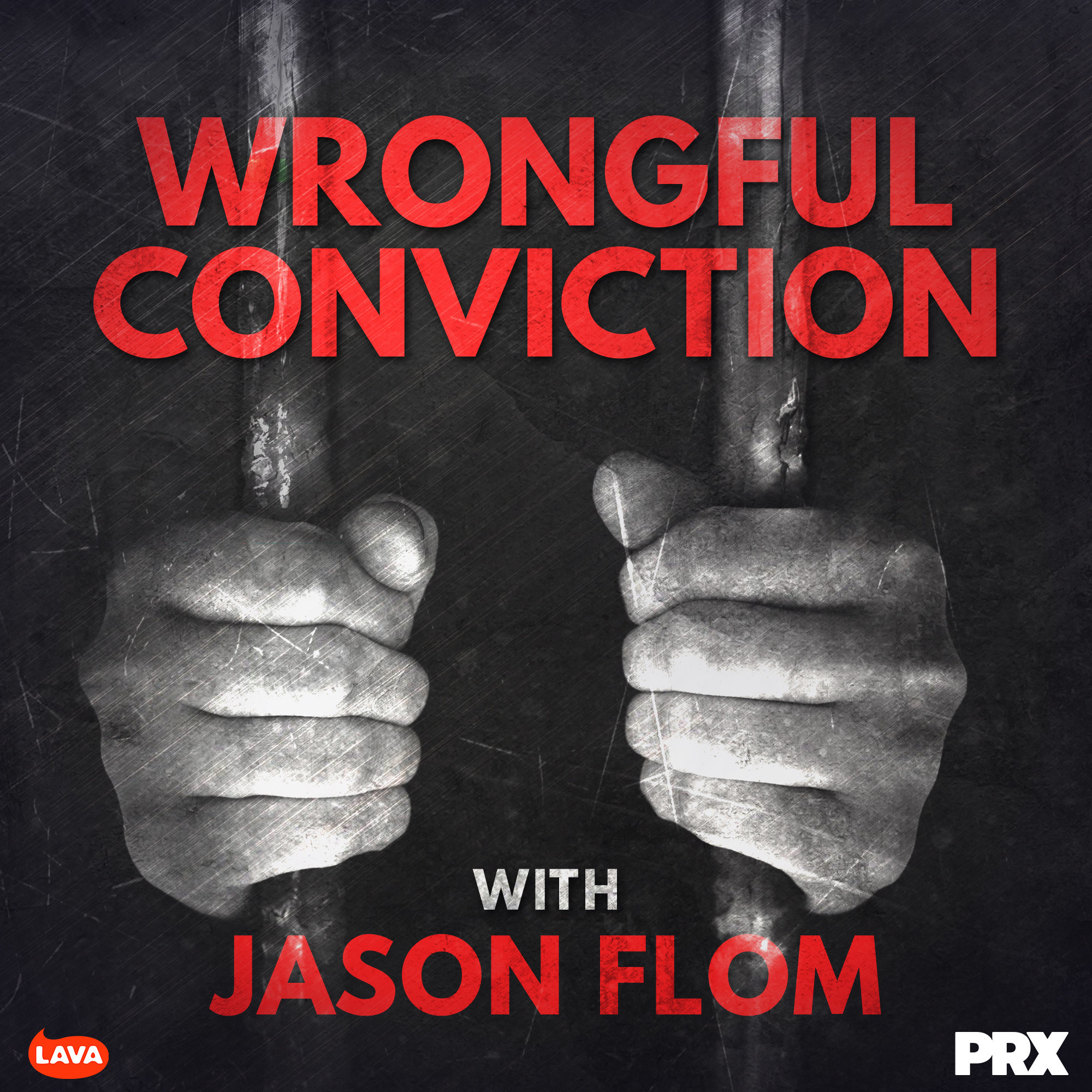 Wrongful Conviction with Jason Flom logo