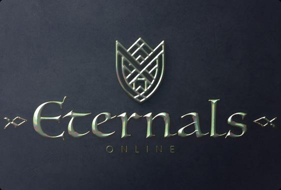 Eternals - logo design