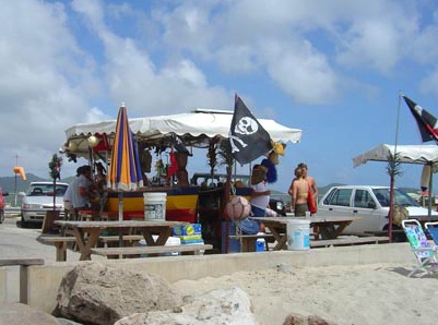 driftwood bar sxm