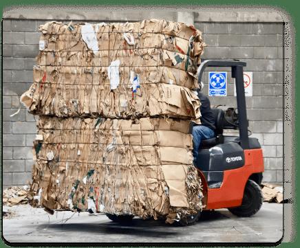 ¿Cuál es el costo de no reciclar tus desechos de papel?