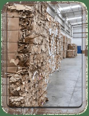 Regularización de desechos