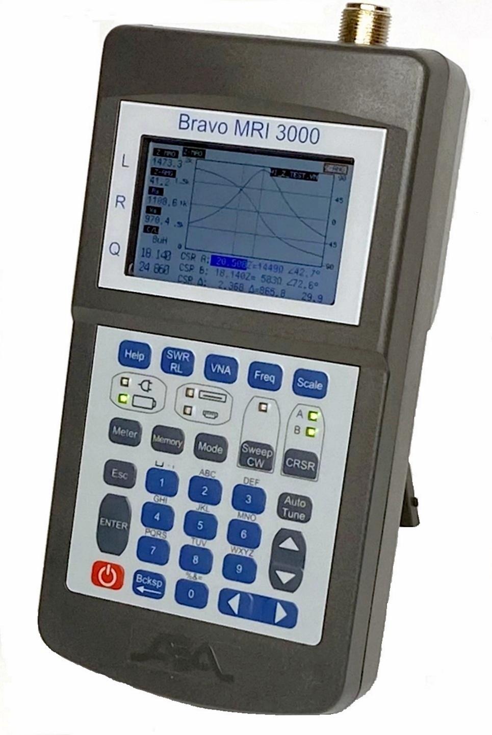 VIABravo MRI 3000 Coil Analyzers