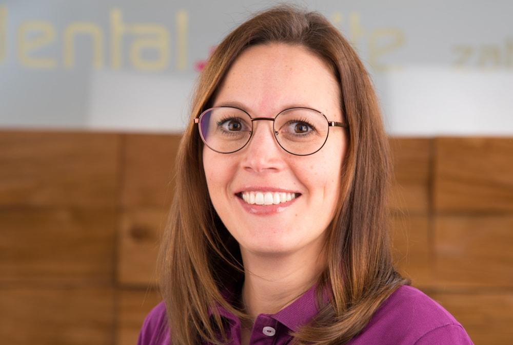 Z-MVZ dental suite - Sandra Wegener - Prophylaxe