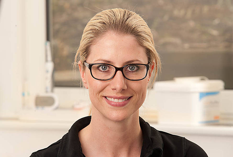 Z-MVZ dental suite - Alexandra Tanneberger - Dentalhygienikerin